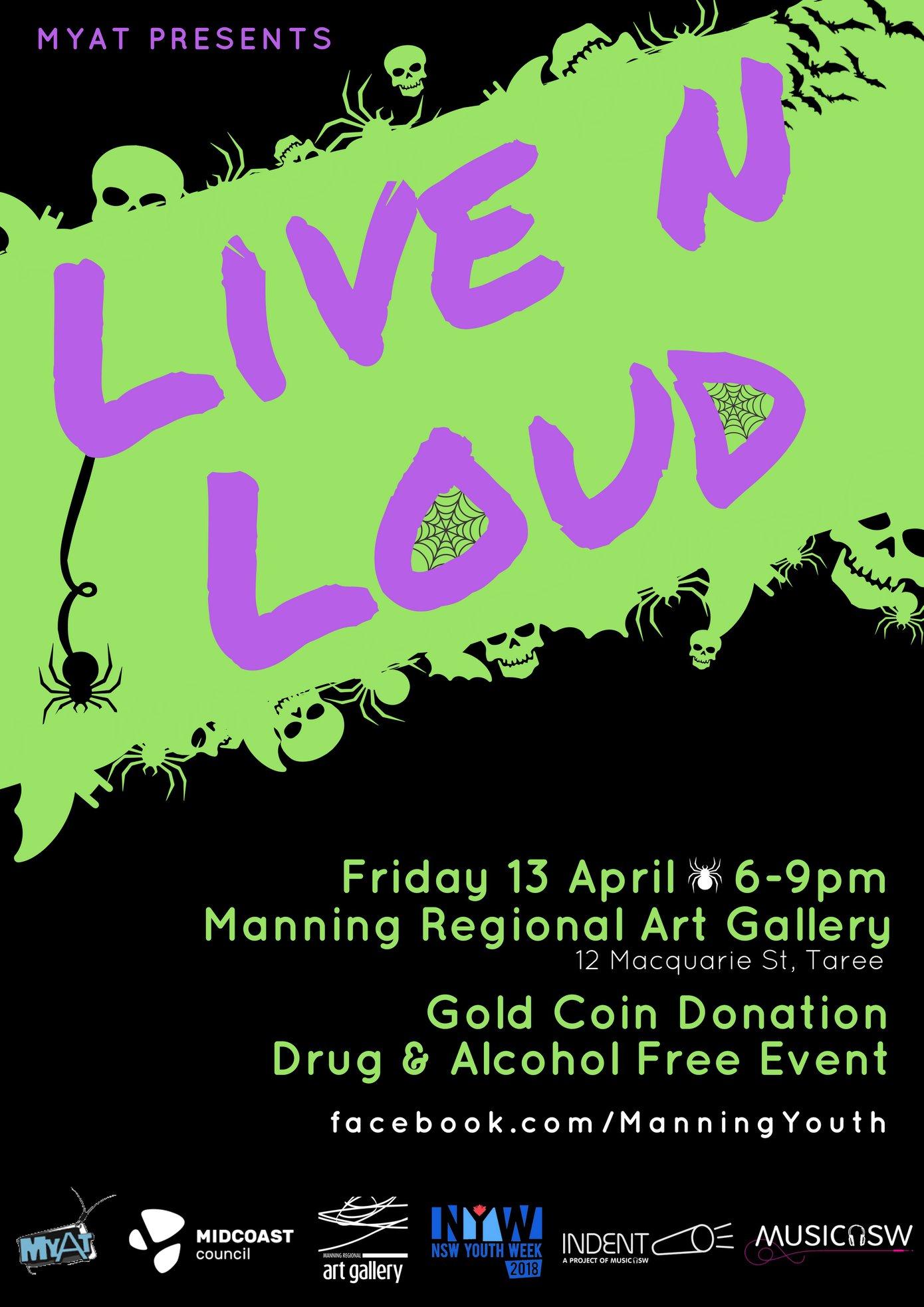 Live'n'Loud 2018