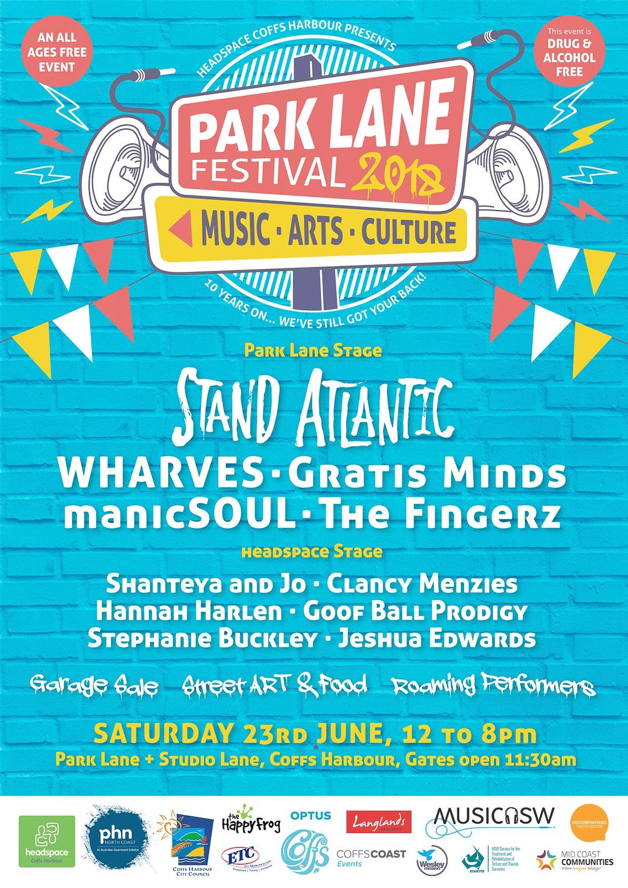 Park Lane Festival 2018
