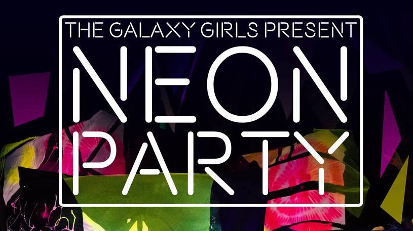 Neon Party presented by Orana Arts and the Midnite Cafe!