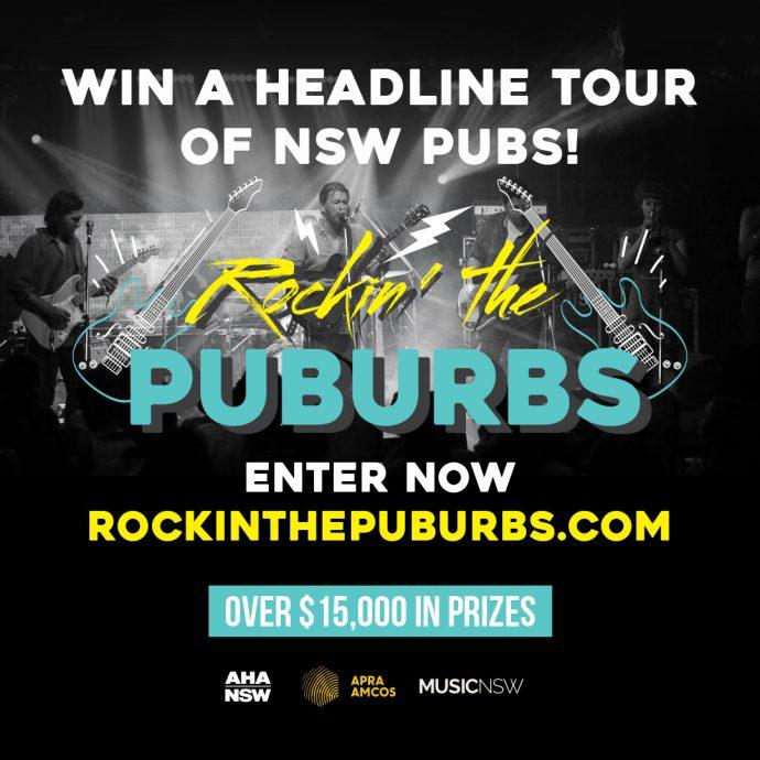 Rockin The Puburbs