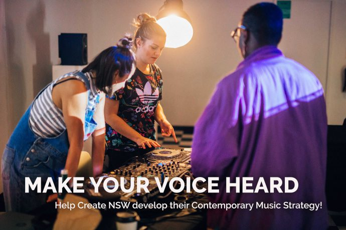 Create NSW Contemporary Music Strategy