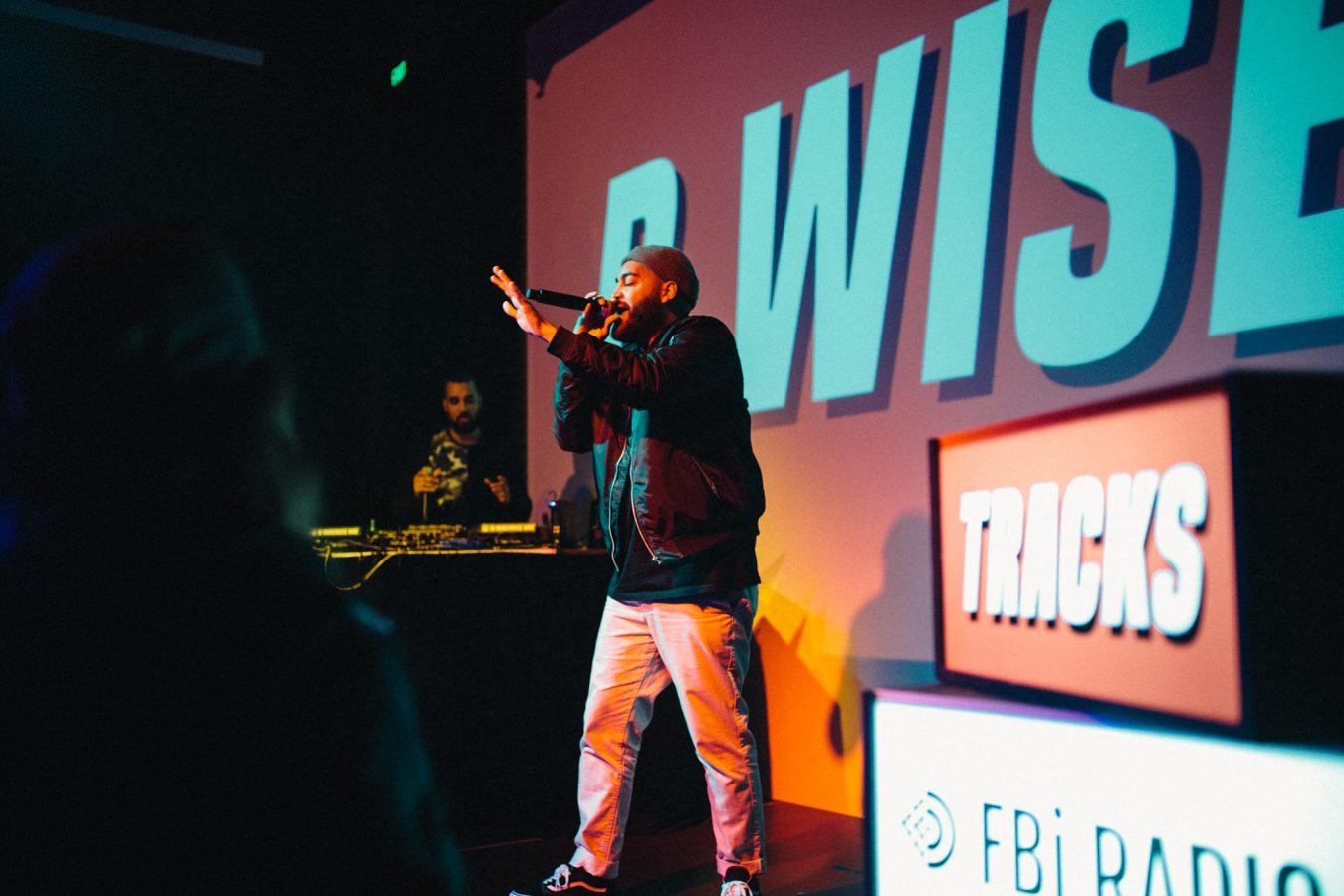 FBi Radio presents TRACKS at Blacktown Arts Centre