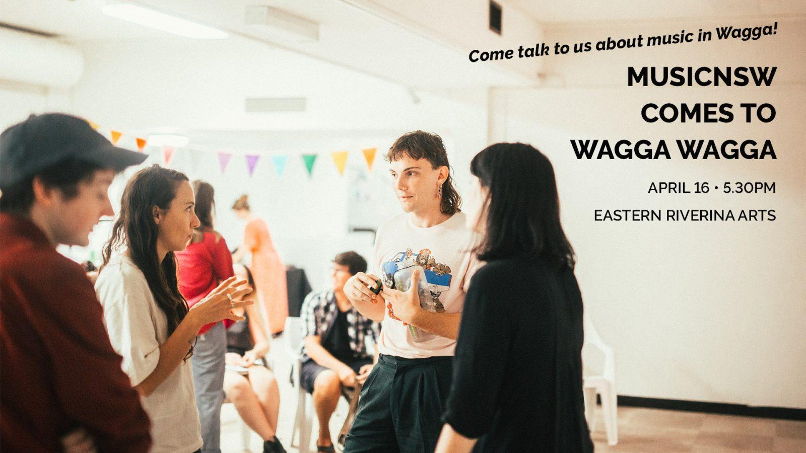 MusicNSW Comes To Wagga Wagga