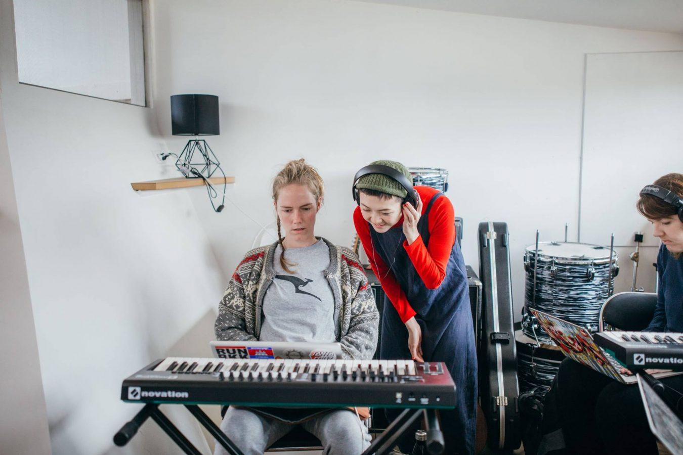 Women In Electronic Music Masterclasses 2017 - Rainbow Chan
