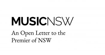 An Open Letter - MusicNSW