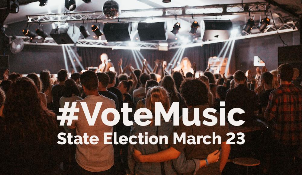 vote music 2019