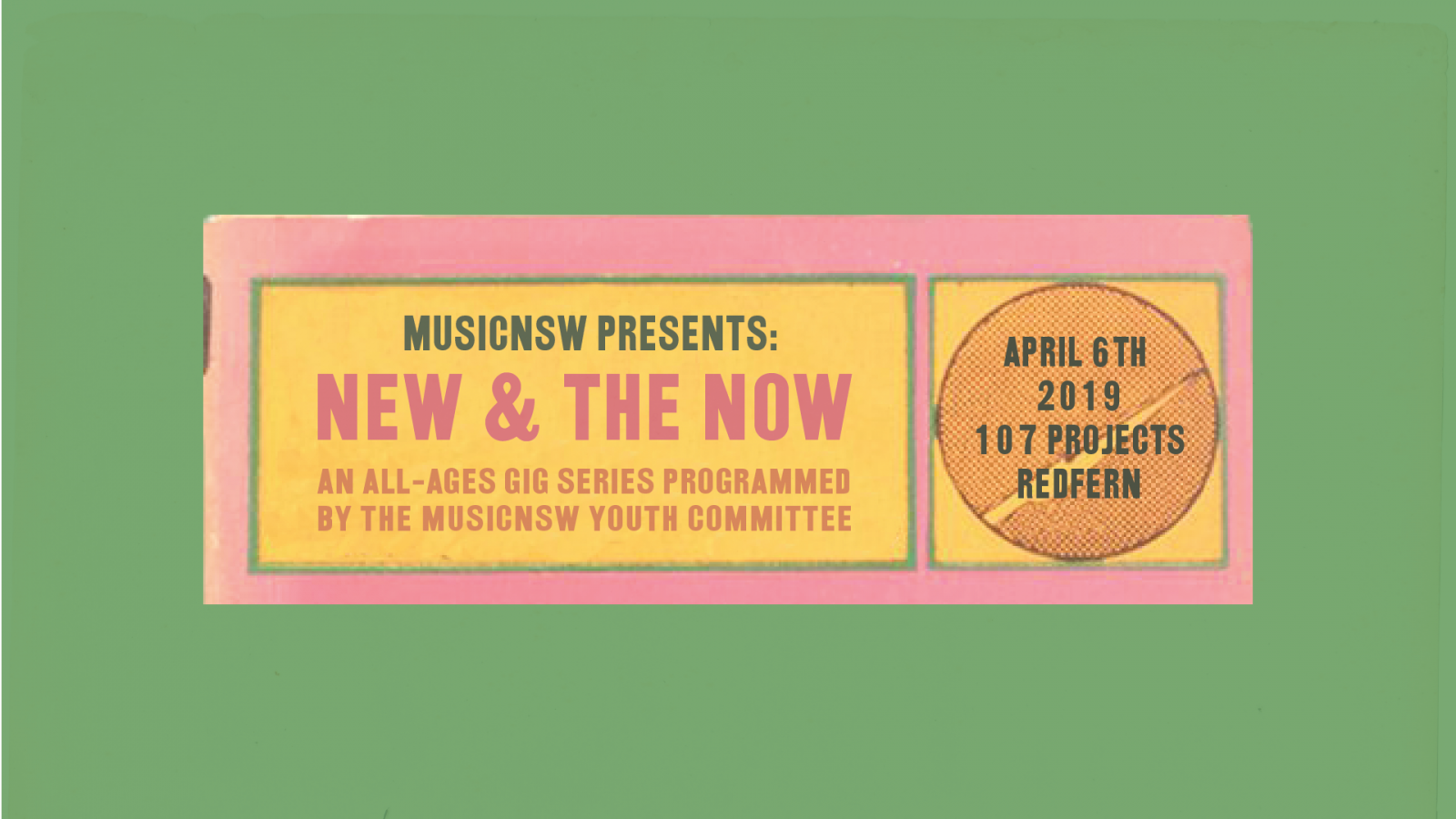 New & The Now #1