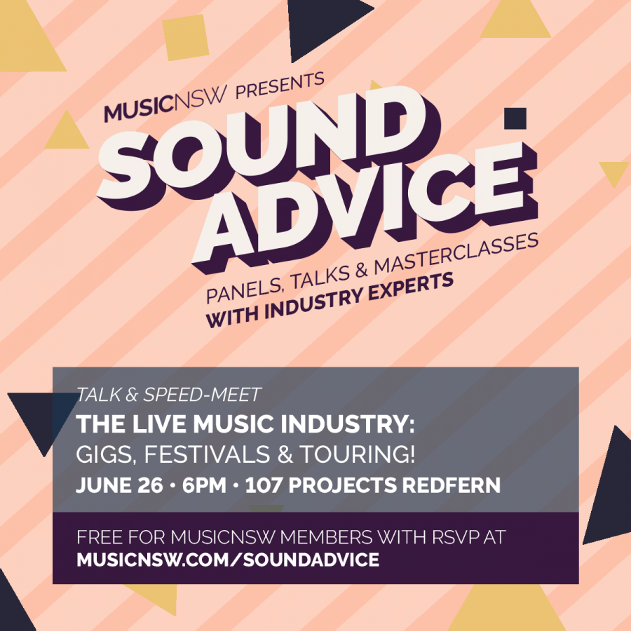 SOUND ADVICE JUNE 26