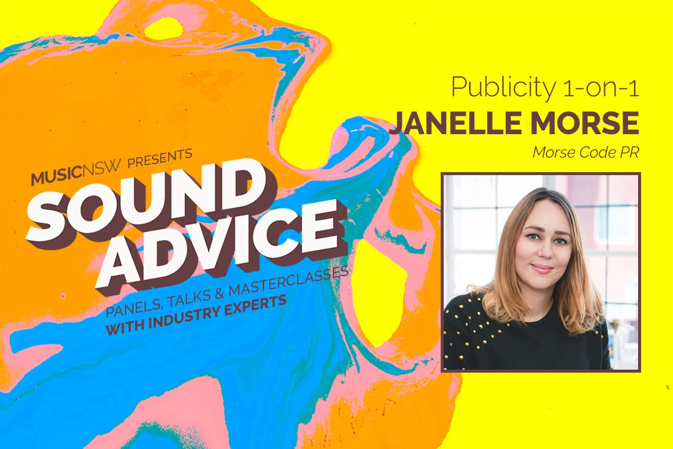 Janelle Morse Sound Advice