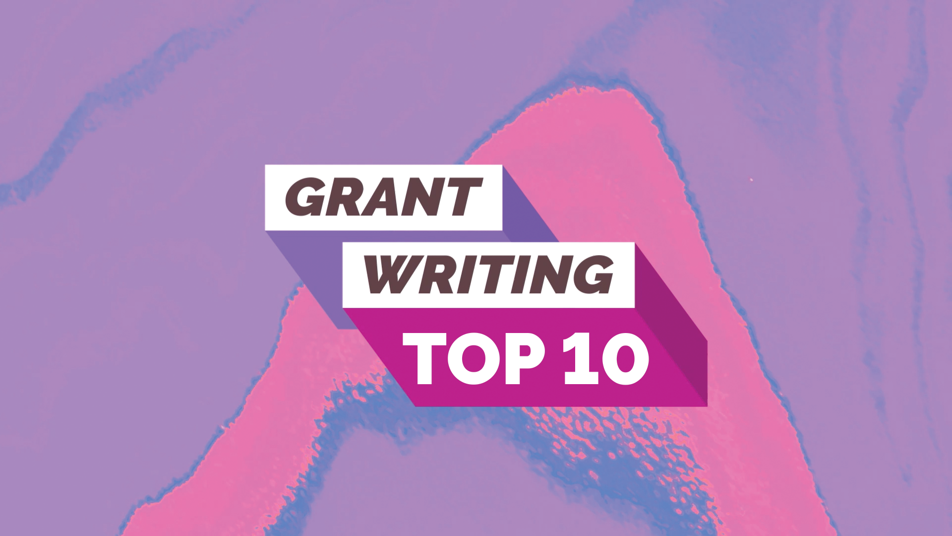 Grant Writing top 10